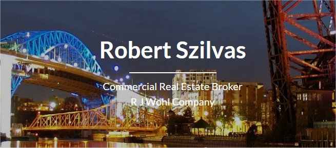 Robert Szilvas website