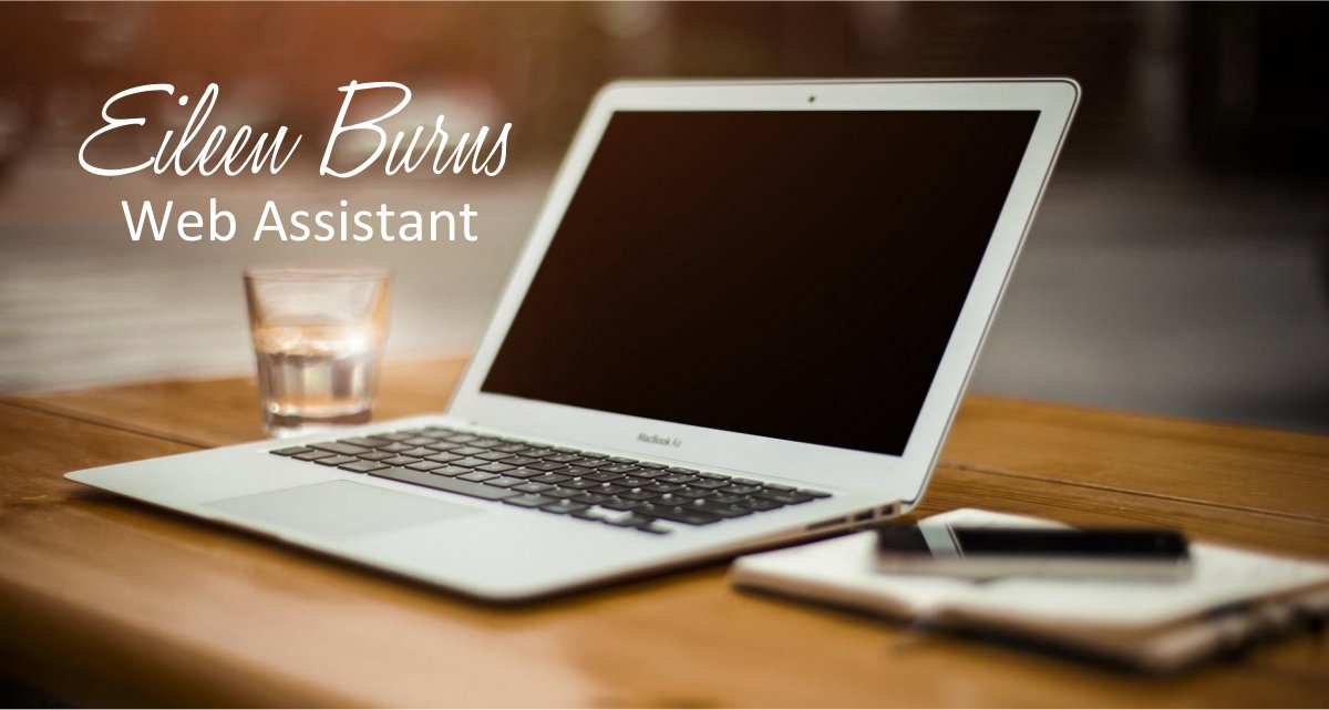 Eileen Burns, Web Assistant