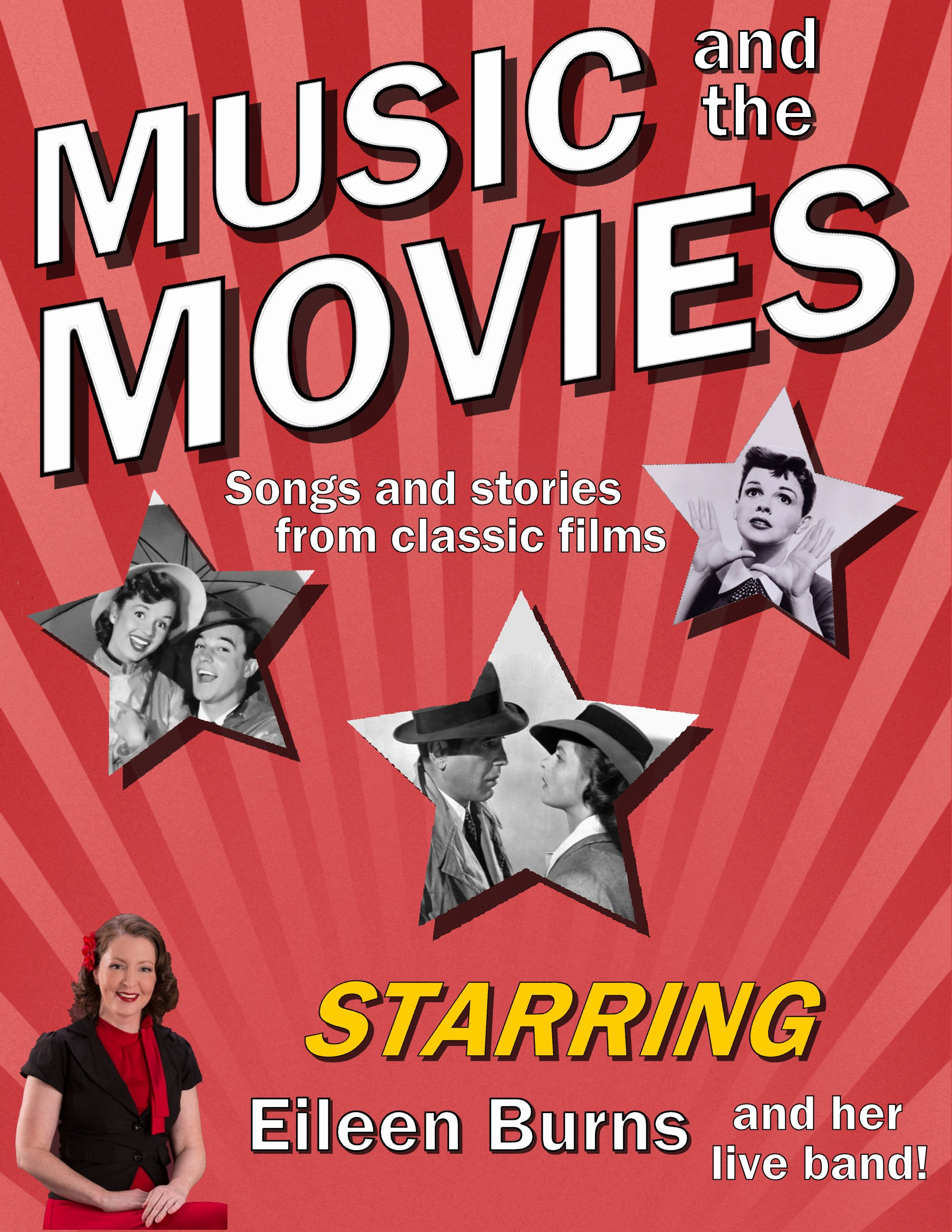 Music and the Movies Poster